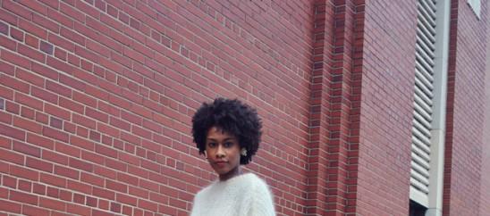 Style // Fuzzy Wuzzy Wuz a Sweater