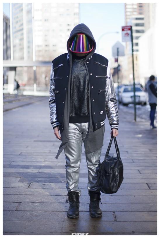 Javier in New York
